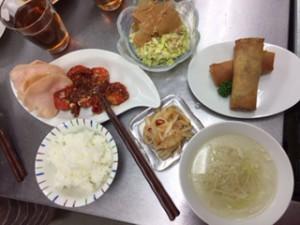 料理(中華)
