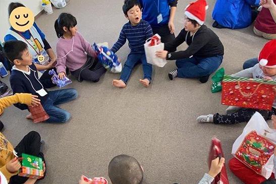 児童デイサービス芳泉 クリスマス会